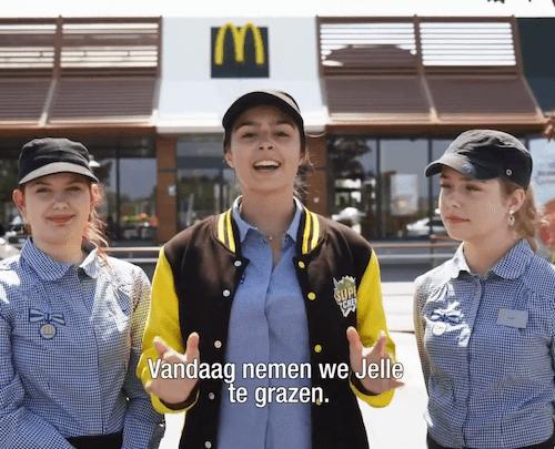 Camera – McDonald's